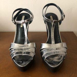 Via Spiga Size 38.5/8.5 Platform Sandal
